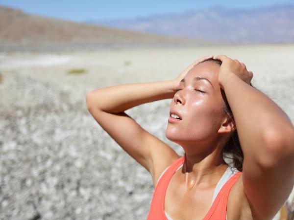 7 vấn đề sức khỏe mùa nắng nóng và cách phòng chống