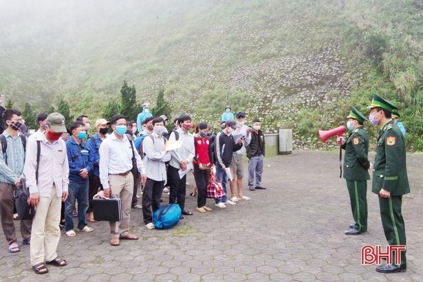UBND tỉnh Hà Tĩnh chỉ đạo thực hiện kịp thời các biện pháp phòng chống dịch Covid-19