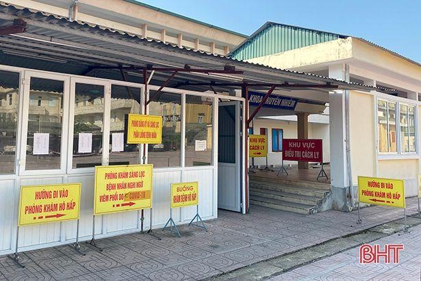 """Các bệnh viện Hà Tĩnh """"kích hoạt"""" giải pháp phòng dịch mức cao nhất"""