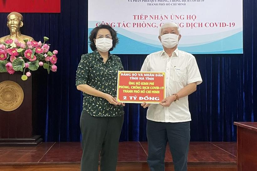 Hơn 2.000 công dân Hà Tĩnh ở các tỉnh phía Nam đăng ký về quê