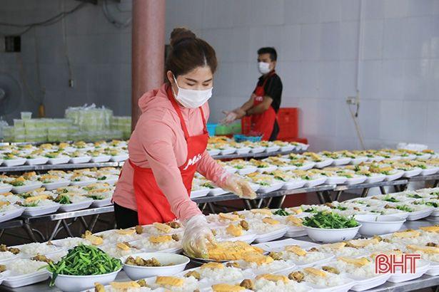Các khu cách ly tập trung của Hà Tĩnh đảm bảo an toàn tuyệt đối