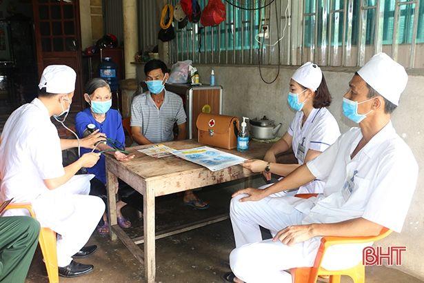 Xây dựng hình ảnh đẹp về đội ngũ y tế Hà Tĩnh, đáp ứng sự hài lòng của người dân