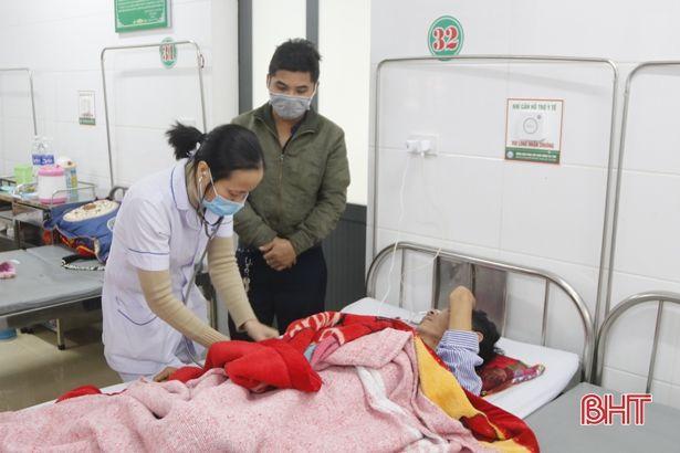 Hà Tĩnh chủ động công tác khám chữa bệnh, phòng chống dịch dịp lễ