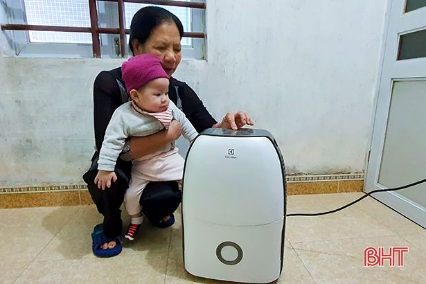 Người dân Hà Tĩnh bảo vệ sức khỏe gia đình trước dịch bệnh